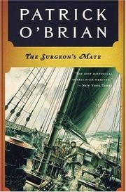 Book cover for The Surgeon's Mate by Patrick O'Brian