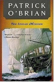 Book cover for The Ionian Mission by Patrick O'Brian