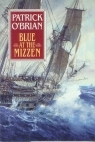 Book cover for Blue at the Mizzen by Patrick O'Brian