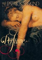 Book cover for Perfume by Patrick Suskind