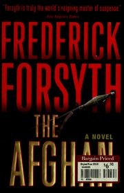 Book cover for The Afghan by Frederick Forsyth