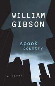 Book cover for Spook Country by William Gibson