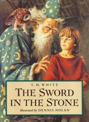 Book cover for The Sword in the Stone by Terence Hanbury White