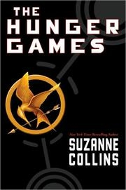 Book cover for The Hunger Games by Suzanne Collins