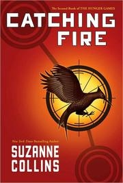 Book cover for Catching Fire by Suzanne Collins