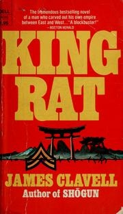 Book cover for King Rat by James Clavell