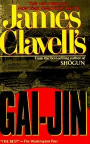 Book cover for Gai-Jin by James Clavell