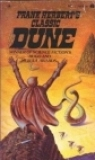Book cover for Dune by Frank Herbert