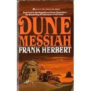 Book cover for Dune Messiah by Frank Herbert
