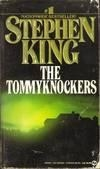 Book cover for The Tommyknockers by Stephen King