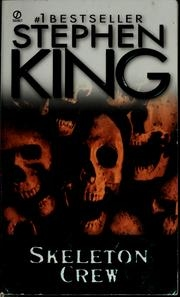 Book cover for Skeleton Crew by Stephen King