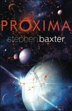 Book cover for Proxima by Stephen Baxter
