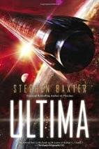 Book cover for Ultima by Stephen Baxter