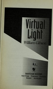 Book cover for Virtual Light by William Gibson