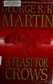 Book cover for A Feast for Crows by George R. R. Martin