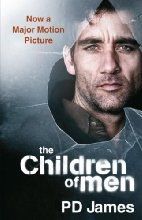Book cover for The Children of Men by P. D. James