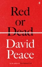 Book cover for Red or Dead by David Peace