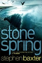 Book cover for Stone Spring by Stephen Baxter