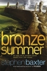 Book cover for Bronze Summer by Stephen Baxter