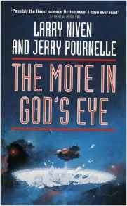 Book cover for The Mote in God's Eye by Larry Niven, Jerry Pournelle