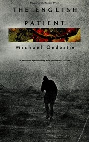 Book cover for The English Patient by Michael Ondaatje