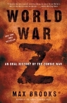 Book cover for World War Z by Max Brooks