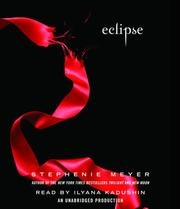 Book cover for Eclipse by Stephenie Meyer