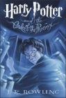 Book cover for Harry Potter and the Order of the Phoenix by J.K. Rowling