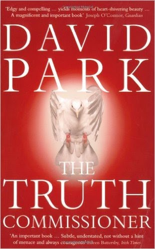 Book cover for The Truth Commissioner by David Park