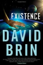 Book cover for Existence by David Brin