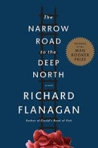 Book cover for The Narrow Road to the Deep North by Richard Flanagan
