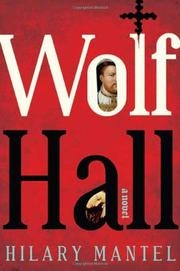 Book cover for Wolf Hall by Hilary Mantel