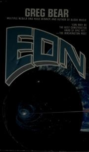 Book cover for Eon by Greg Bear
