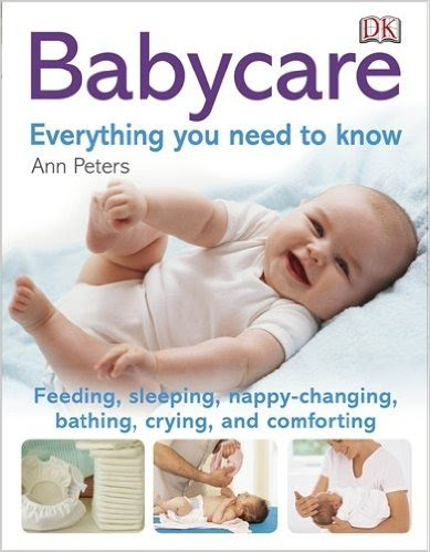 Book cover for Babycare: Everything You Need to Know by Ann Peters