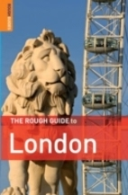 Book cover for Rough Guide to London by Rob Humphreys