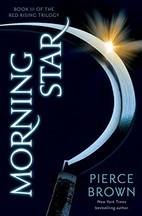Book cover for Morning Star by Pierce Brown