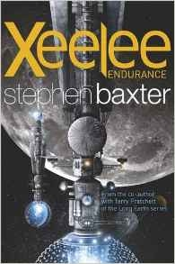 Book cover for Xeelee: Endurance by Stephen Baxter