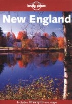 Book cover for Lonely Planet New England (Travel Guide) by Lonely Planet, Mara Vorhees, Gregor Clark, Ned Friary, Paula Hardy, Caroline Sieg