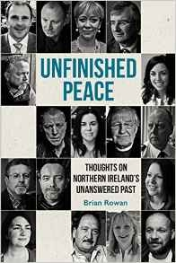 Book cover for Unfinished Peace by Brian Rowan