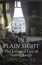 Book cover for In Plain Sight by Dan Davies