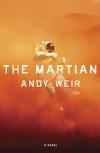 Book cover for The Martian by Andy Weir