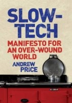 Book cover for Slow-Tech by Andrew Price