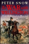 Book cover for To War with Wellington by Peter Snow