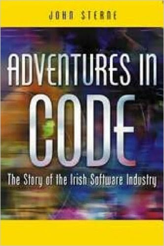 Book cover for Adventures in Code by John Sterne