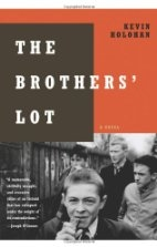 Book cover for The Brothers' Lot by Kevin Holohan