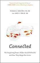 Book cover for Connected by Nicholas A. Christakis, James H. Fowler