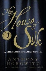 Book cover for The House of Silk by Anthony Horowitz