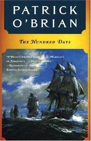 Book cover for The Hundred Days by Patrick O'Brian