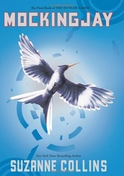 Book cover for Mockingjay by Suzanne Collins