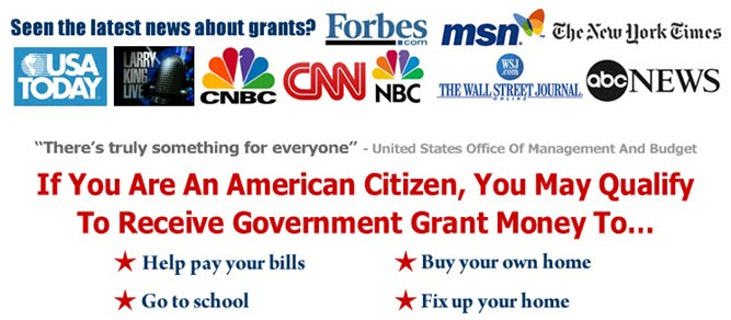 How To Get Free Government Grants Money You Never Pay Back Cleveland Imc I